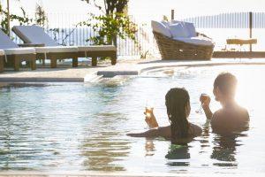 Cefalonia hotel vicino mare solo adulti per coppie