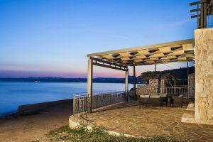 villa fronte spiaggia